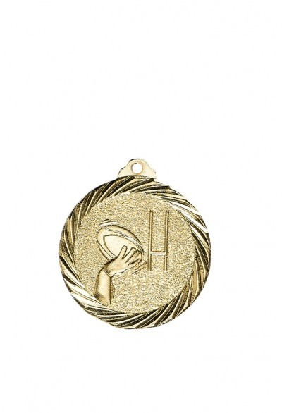 Médaille 32mm Rugby - NX15