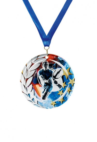 Médaille 50mm Rugby - NA25