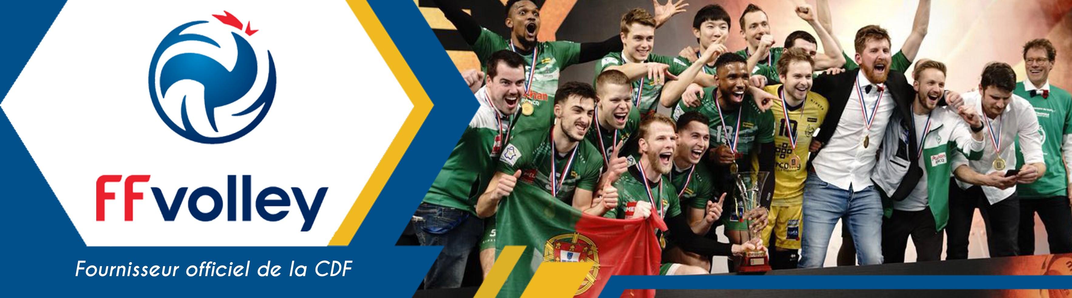 Coupe de France de volley